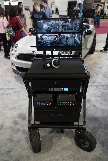 Codex at NAB 2015