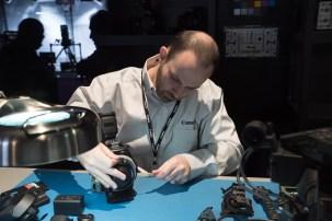 Canon Technician