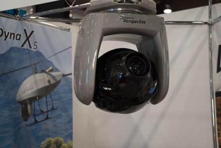 Dyna X5 Stabilized Medium Camera Mount for Ultralight Aircraft