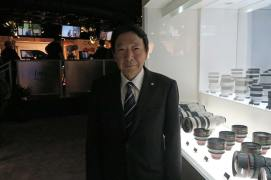 Masato Okada, Deputy Chief Executive of Image Communications Products Operations and Executive Officer, Canon Inc.