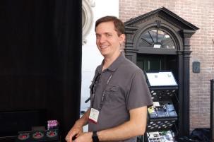 Peter Postma, Managing Director, Americas, FilmLight.