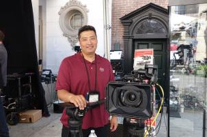 James Lee, CTO of 16x9 Inc