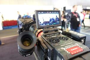 """New RED 4.7"""" Touch LCD, their smallest yet, is 720p"""