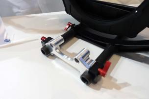 Vocas 19mm/15mm rod support