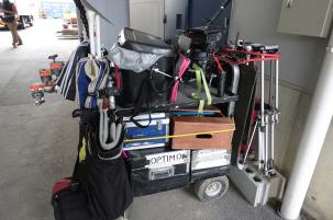 The universal language of camera carts