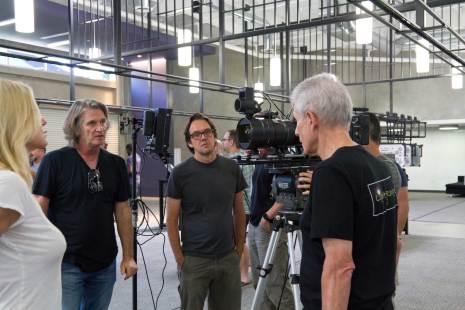 Rick Osborn, Ignacio Musich, Howard Preston