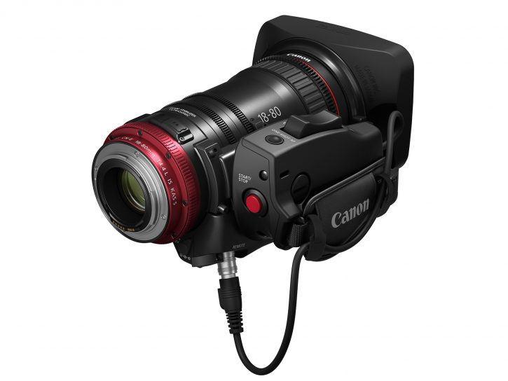 Compact-Servo Lens 8