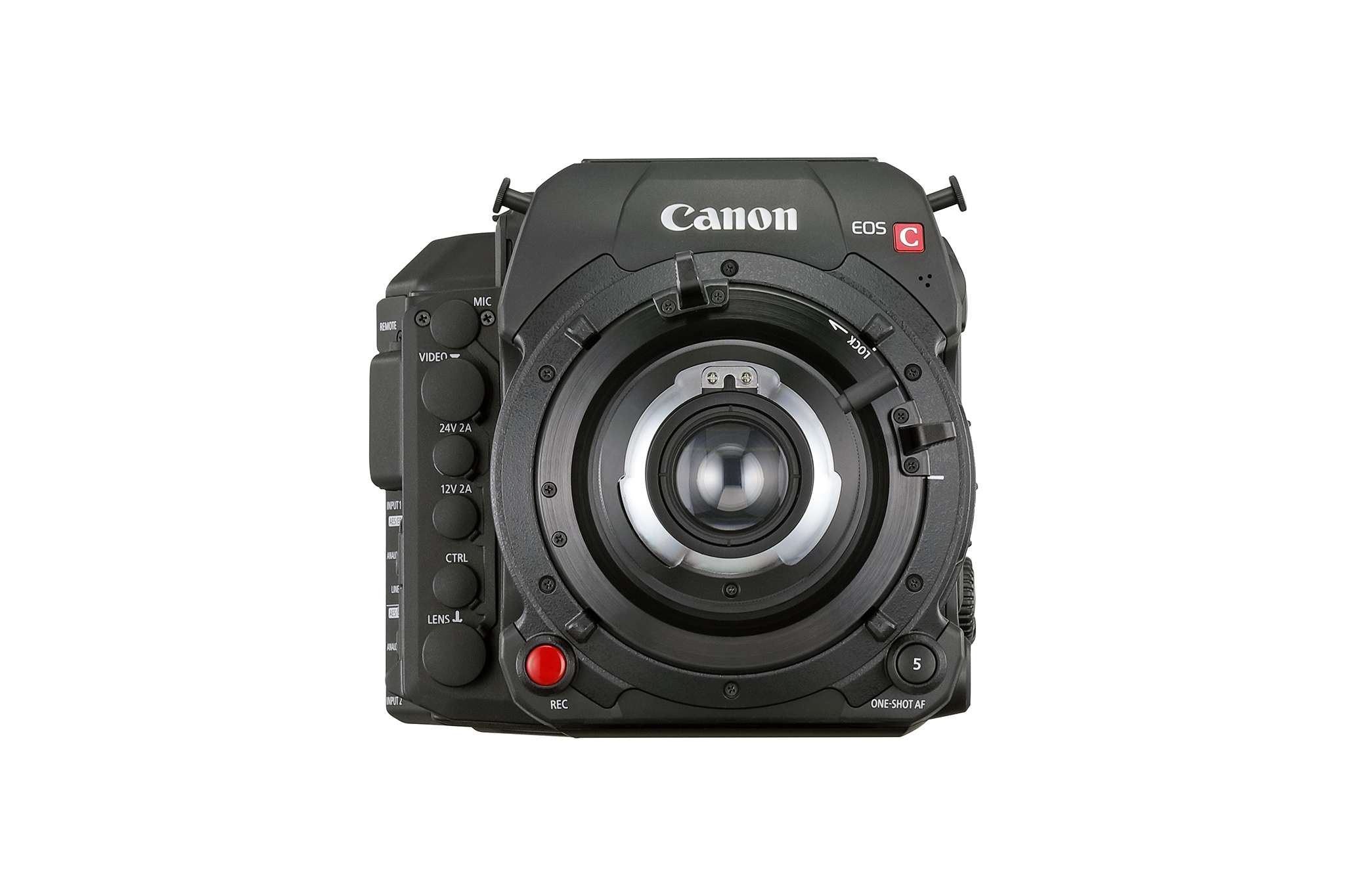 Canon C700 Possible To Expand Full Frame 1824 S35 And Other Camera Lens Circuit Board Digital Photography Concept D174 Front 04 B4
