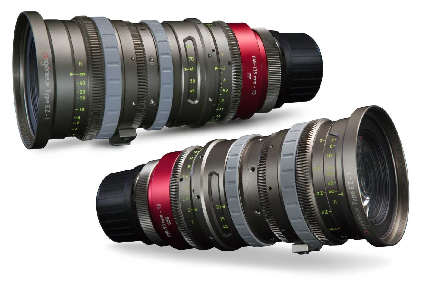 Angénieux Type EZ Zooms: FF and S35 | Film and Digital Times