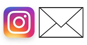Instagram-Email-logos