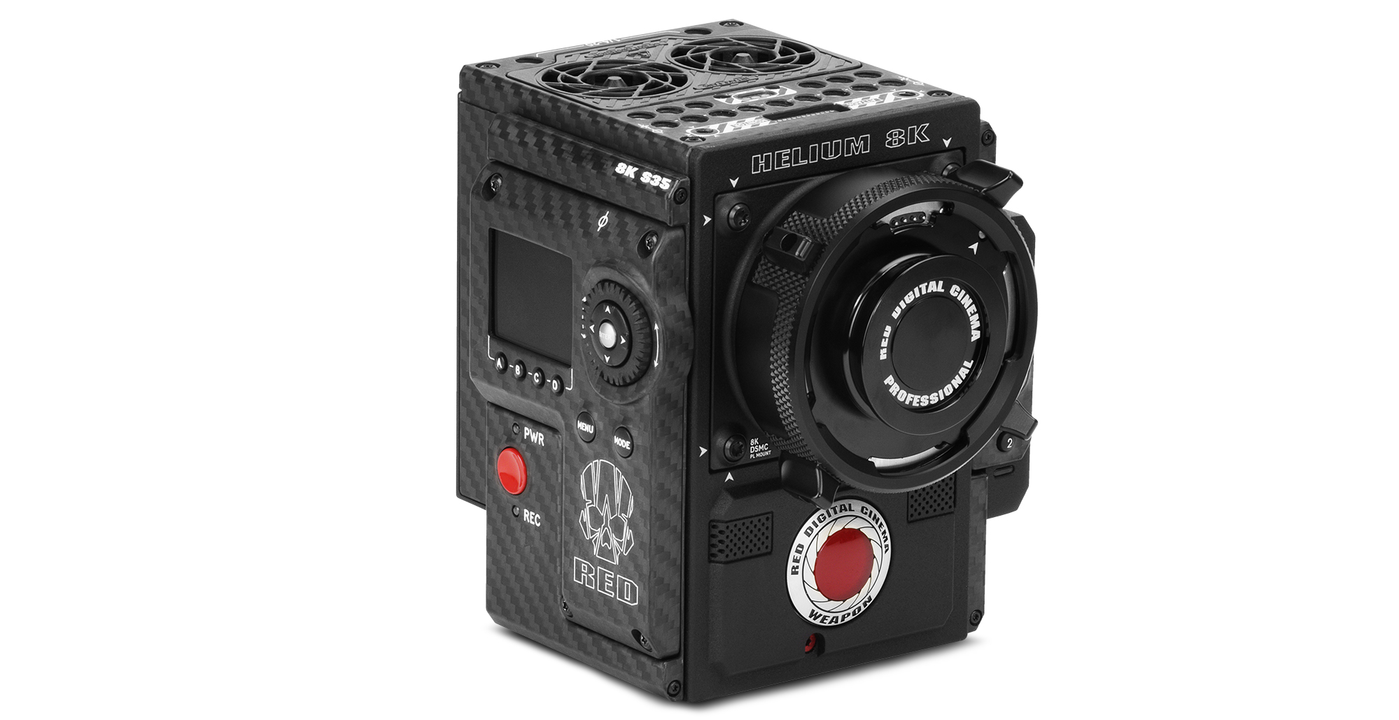 RED 8K HELIUM Super35mm Cameras | Film and Digital Times