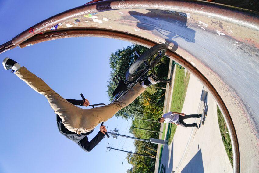 Austin BMX & Skate Park Two Moons