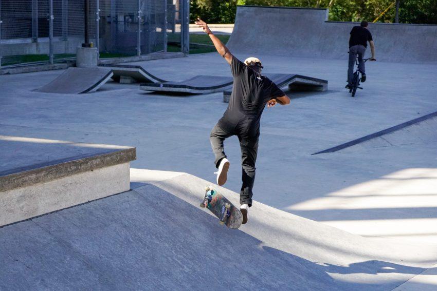Austin BMX & Skate Near Wipeout