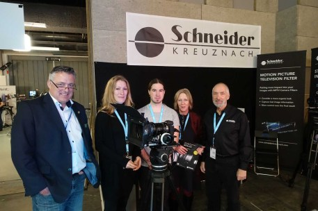 Schneider presents new Full Frame Cine Tilt Lenses