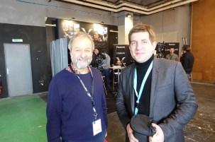 Harald Buggenig, Technovision Rome and Samuel Renollet, RVZ