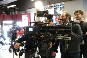 Cooke (front) Anamorphic 35-140mm T3.1