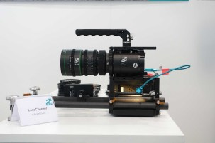 P+S Portable Lens Projector