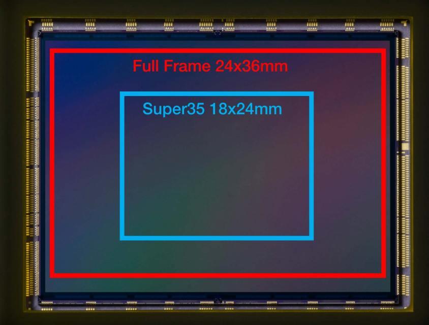 Sony Full Frame 24x36mm Cine Camera | Film and Digital Times