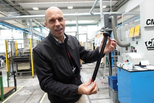 Enrico Grando, Manufacturing Director, Imaging.
