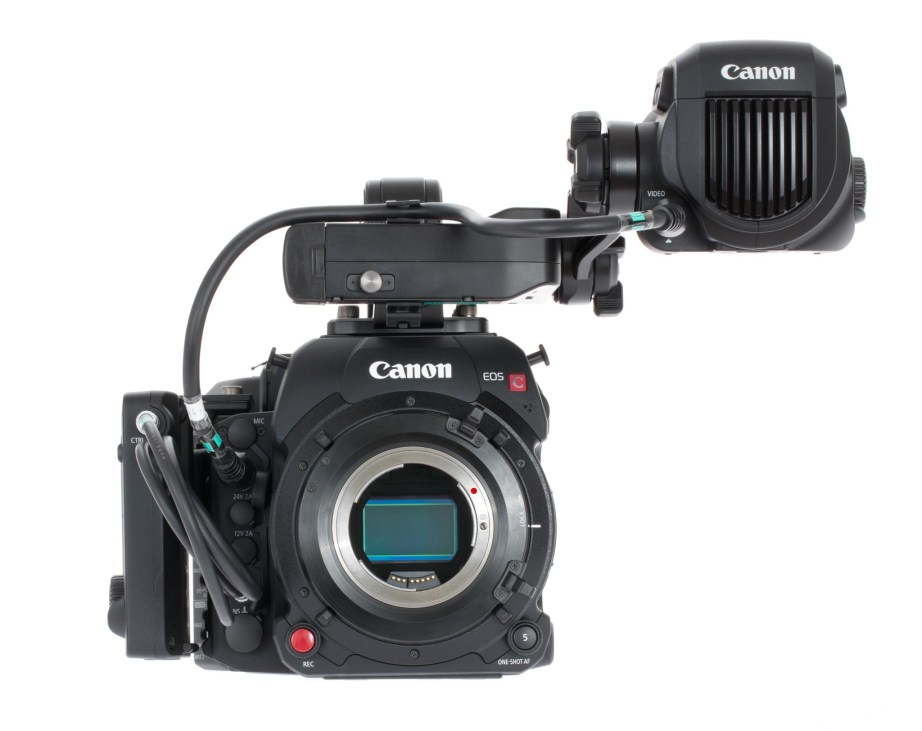 Full Frame Canon EOS C700 FF | Film and Digital Times