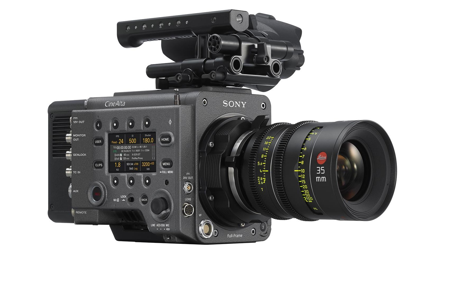 Sony VENICE Firmware Update 4 0 — 120 fps | Film and Digital Times