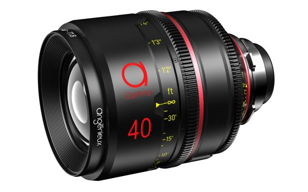 Angenieux Optimo Prime Lenses