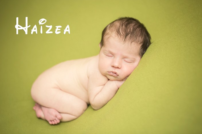 Fotografía newborn. Haizea 10 días