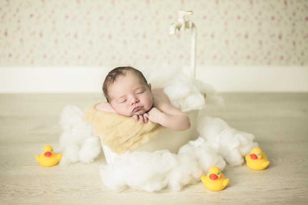 Udane newborn