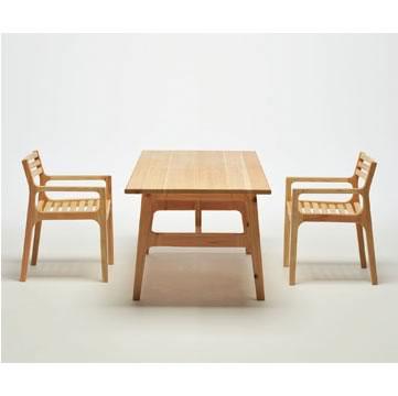 杉 家具 間伐材 椅子 イス テーブル KURIKOMA eco cedar chair table 榎本文夫 FUMIO ENOMOTO ワイス・ワイス