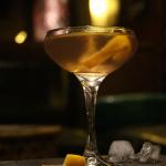 Bar Louie's, The Knickerbocker Martini (Circe 1911) for National Martini Day