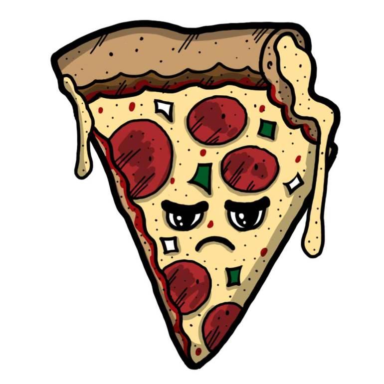 Food bite pizza
