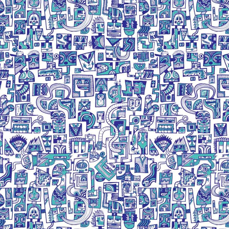 Untitled Tile Graphic