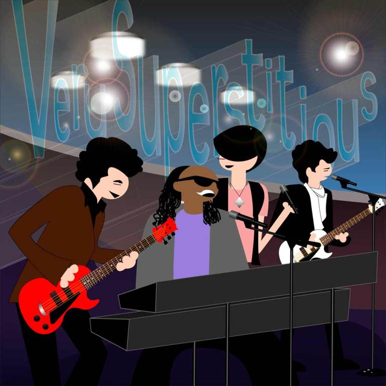 Stevie Wonder and The Jonas Brothers