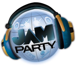 Jam Party Final Logo Design