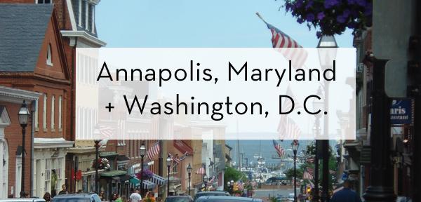 Annapolis Maryland Washington DC Travels Fearless Captivations