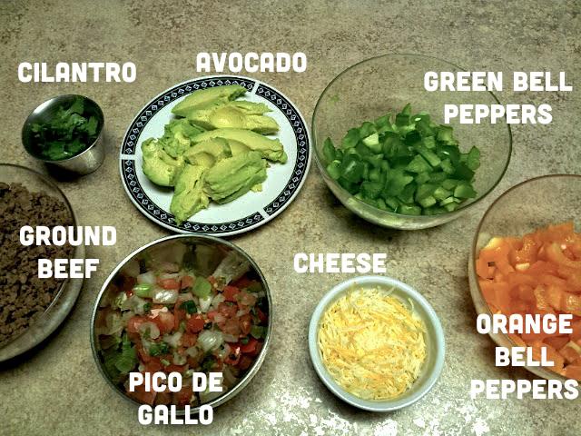 Taco Night Ingredients