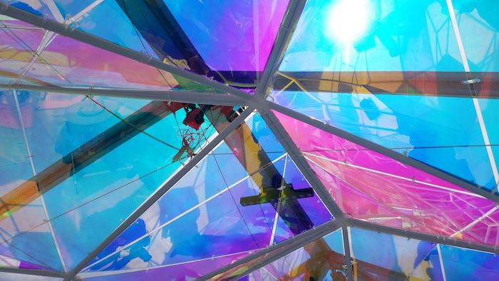SXSW IBM Ceiling