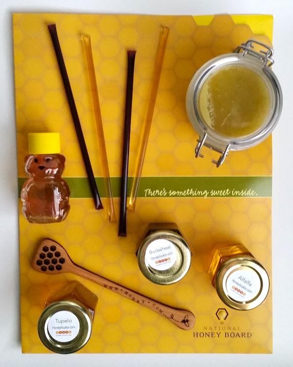 National Honey Board Goodies