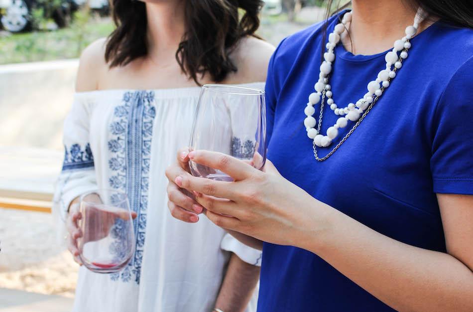 Fearless Captivations Infinite Monkey Theorem Bachelorette Party Austin Wine
