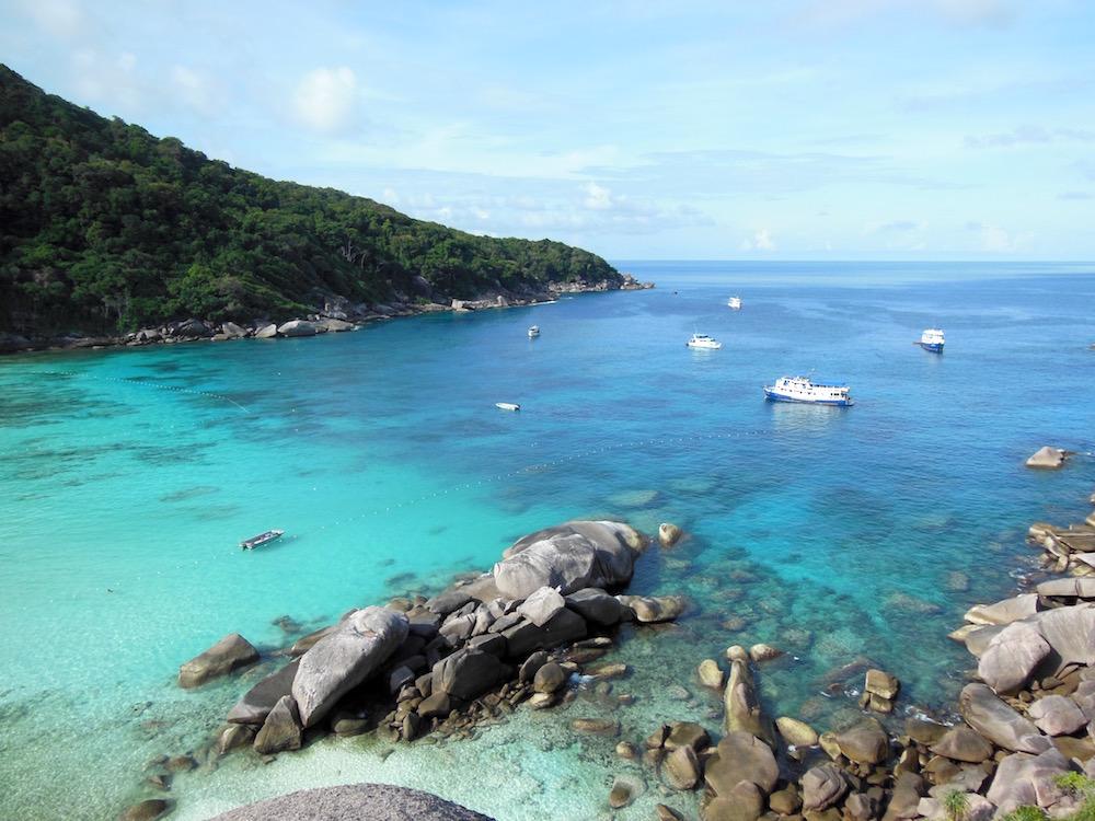 Scuba Thailand Similan Islands National Park