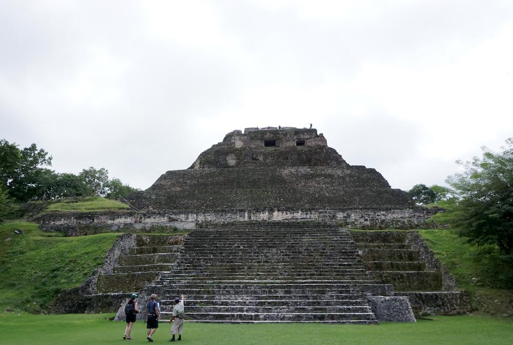 Belize Adventure: Xunantunich and Cahal Pech Maya Ruins Tour