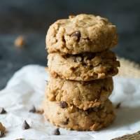 Yummy Gluten Free Peanut Butter Oatmeal Chip Cookies