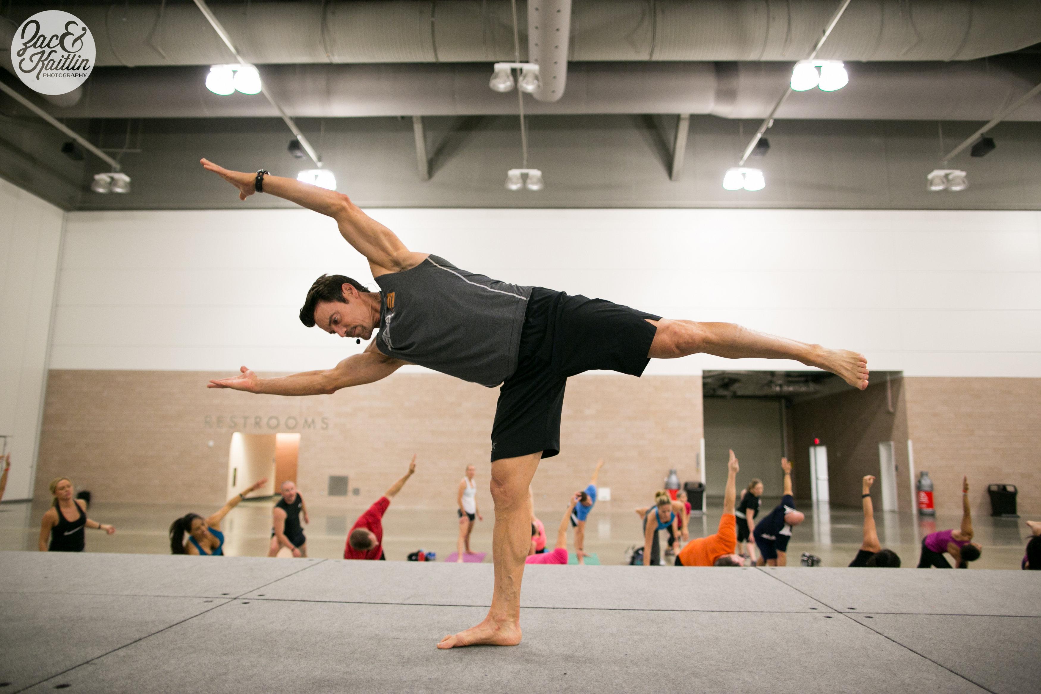P90x3 Yoga Moves