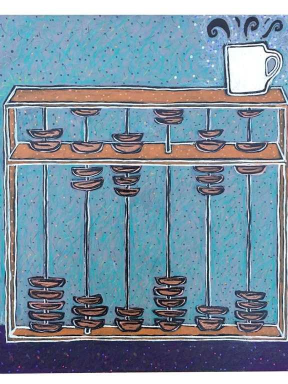 BEAN COUNTING:  Steve Kraus, Owner of Press Coffee