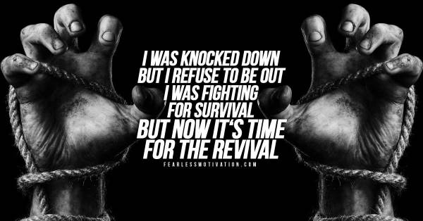 Revival Motivational Video amp Speech Show Your Character