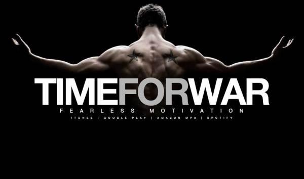 Time For War EPIC Gym Workout Motivational Speech