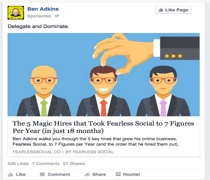 Facebook Ad Images Best Practices