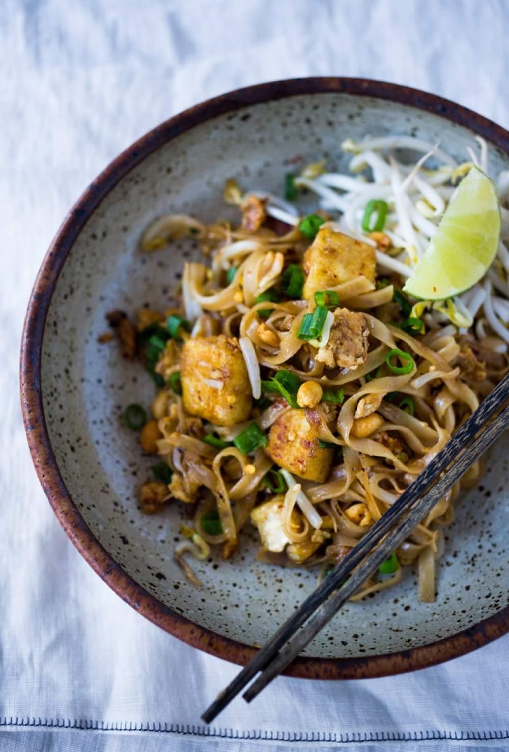 15 Minute Pad Thai