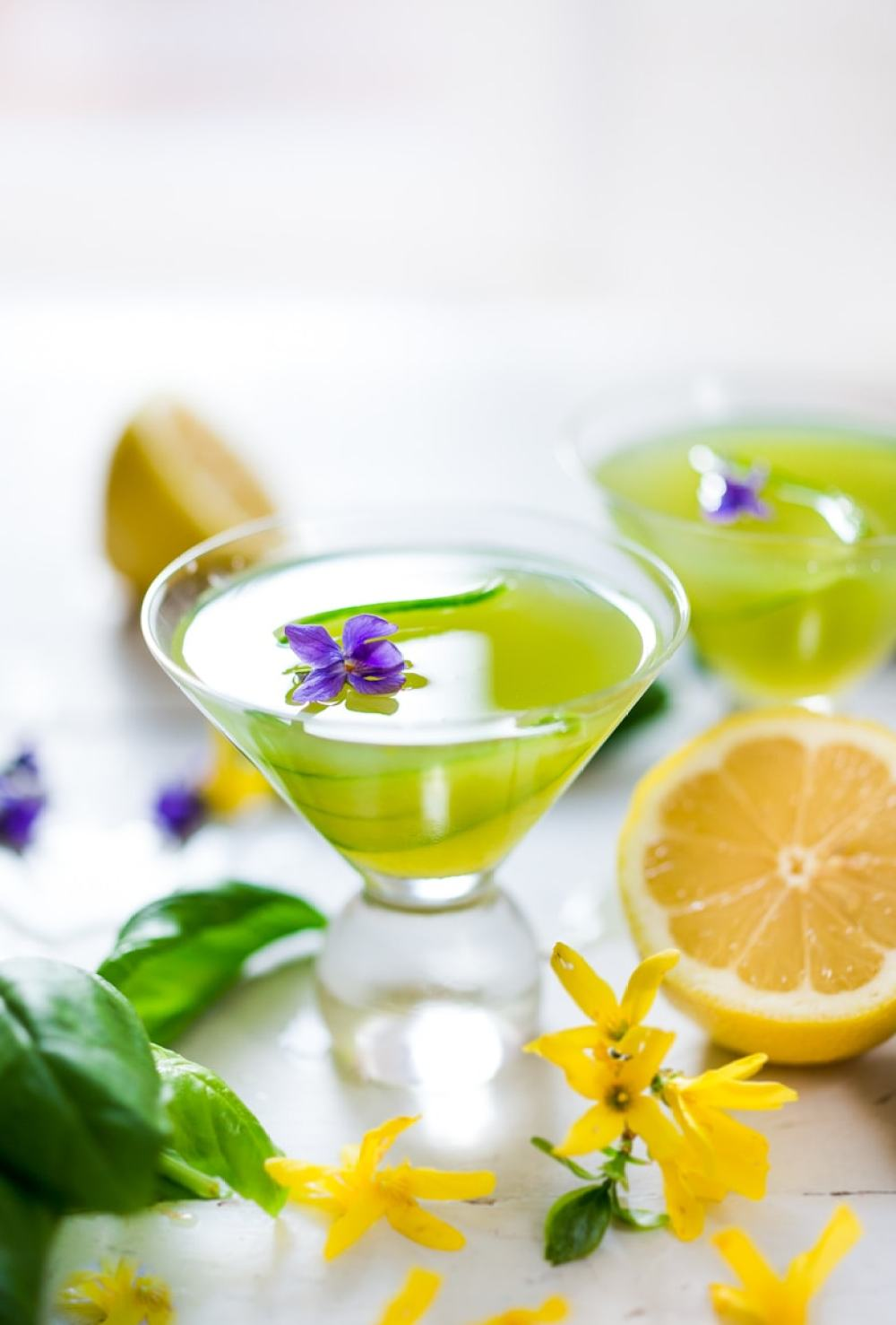 The Verdant Garden Cocktail