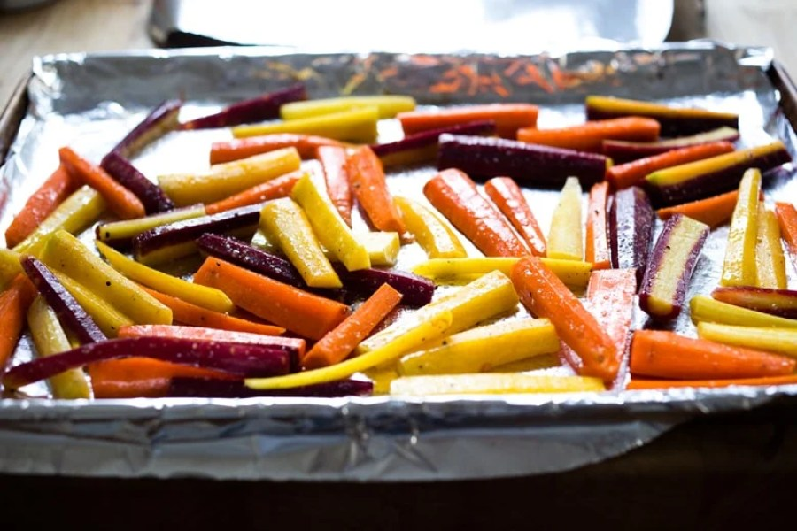 America S Test Kitchen Roasted Carrots